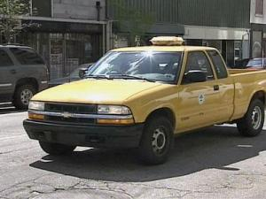 The City Council may vote Tuesday, April 17, 2007, on a plan to try to cut fuel consumption by 20 percent.