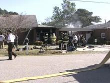 Investigation Continues Into Smithfield Church Fire