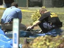 Investigators Search for Clues to Church-Fire Origin