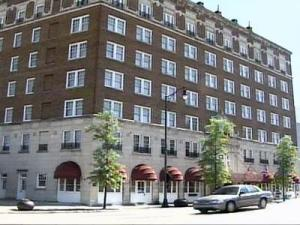 The Prince Charles Hotel was built in 1926.