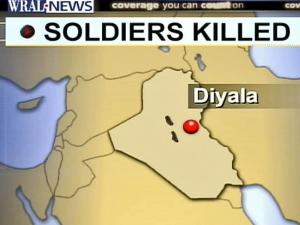 9 Bragg Soldiers Killed in Suicide Car Bombing