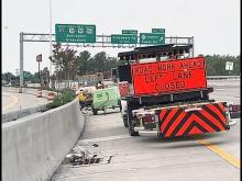 I-40 Detour Sends Drivers Into More Congestion