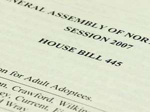 Legislation Seeks to Open Records to Adult Adoptees