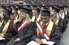 More Diplomas Awarded than Ever at Triangle Graduations