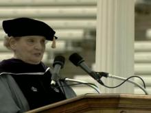 Former Secretary of State Madeleine Albright addressed graduates at the University of North Carolina at Chapel Hill on Sunday, May 13, 2007. This speech is truncated for technical reasons.