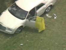 WEB ONLY: Sky 5 Coverage of I-40 Accident