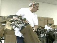 05/31/2007: Troops treasure golf supplies overseas