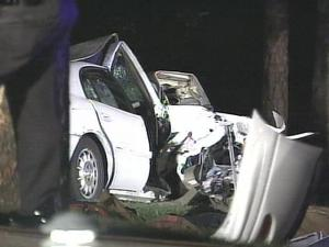 The Highway Patrol says a teen is in trouble after stealing two vehicles and wrecking both of them.