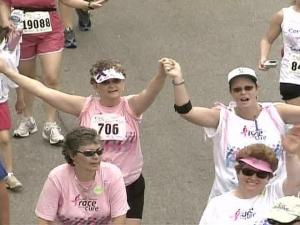 More than 22,000 people came out for the annual fund-raiser on Saturday, June 9, 2007, in Raleigh.