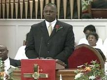 Fort Bragg Leader Asks Wilson Church to Pray for Troops