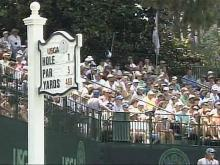 Sunny Weather Greets Final Round of U.S. Women's Open