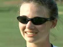 Young Golfer Finds Inspiration at U.S. Women's Open