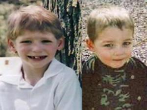 James Barbour Jr., left, and Sean Paddock, right