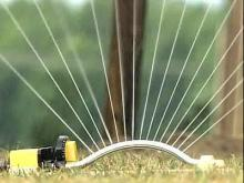 Private Company Tightens Water Restrictions