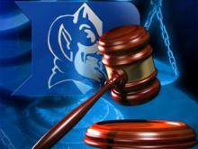 Duke Files Motion to Take Down Lawsuit Web Site