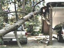 Quick Storm, Long Cleanup in Goldsboro