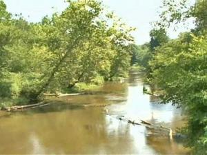 Raleigh and Franklin County are squabbling over the peaceful waters of the Neuse River while Wake Forest watches to see how the dispute will affect its plans.