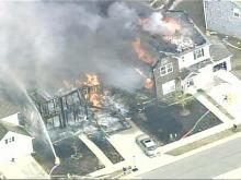 After Fire, Rolesville Asks: Were Houses Too Close?