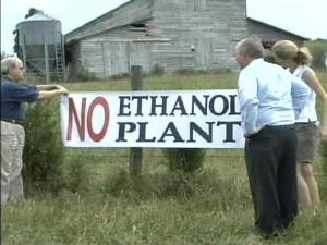 A heated debate just north of the state border in Virginia could impact North Carolina. A bioenergy company wants to build an ethanol plant in Mecklenburg County, but some are worried about pollution they say might end up in Kerr Lake.