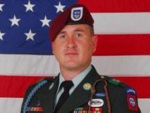 Staff Sgt. Sandy R. Britt