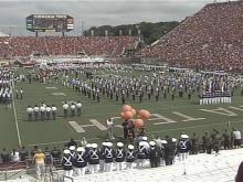 Cheers, Tears at Virginia Tech-ECU Game