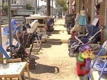 Sidewalks Become Latest Battlefield in Growth Saga