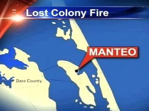 'Lost Colony' Fire Destroys Shop and Costumes