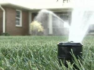 Lawn Watering Leads to Spikes in Demand