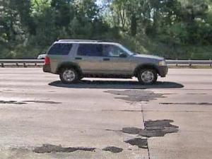State transportation officials said this stretch of Interstate 440 is badly in need of repair. It's set to be repaved in a major project that will stretch from later in September until August 31, 2008.
