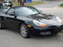Raleigh police released this photo of a Timothy Barnwell's black 1999 Porsche Boxter. They say he was often associated with his car.