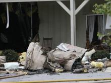 News Conference on Clayton Plane Crash