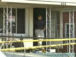 Fire, homicide at 404 Durant Drive, Fayetteville