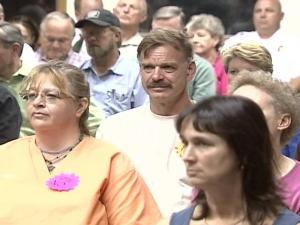 It was standing room only at a public meeting to discuss Fuquay-Varina's proposed pet ordinance.