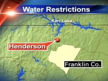 Kerr Water-Users Readying Restrictions as Lake Falls