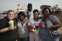 Whether you were eating a candy apple or hanging out with friends, WRAL's FunCam was there for Day 2 of the State Fair. Did the FunCam catch you?