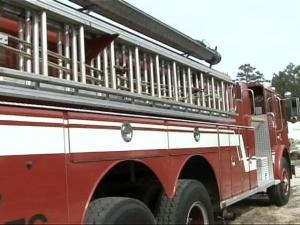 The fire department already has a fire truck, but needs $150,000 worth of additional equipment.