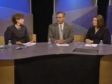 State Flu/MRSA News Conference, Part 1