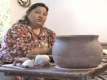 Woman Shares Heritage Through Art, Wins Award