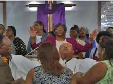 Second Congregation Mourns a Slain Deacon