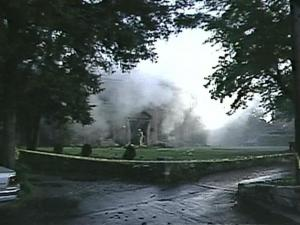 Five students died and three were injured during a fire at the Phi Gamma Delta fraternity on May 12, 1996.