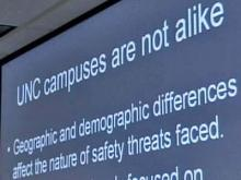 Task Force: UNC Campuses Must Develop Own Safety Guidelines