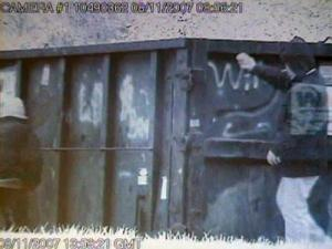 Company Develops Camera to Catch Graffiti Artists in the Act