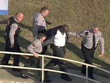 Sky 5: Authorities Catch Bank Robbery Suspect After Chase
