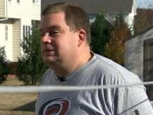 Man at Odds With Homeowners' Association Over Clothesline