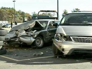 Careening Car Kills Couple in Wal-Mart Parking Lot