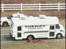 Unedited Video from Fearrington Crime Scene (9 minutes)