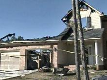 Developer of 3 Burned Homes Missing