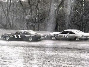 The Occoneechee Speedway was shut down in 1968.