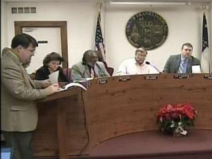 The Franklinton town board decided Tuesday to appoint a committee to study police chases.