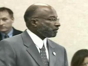 Rep. Thomas Wright in Court